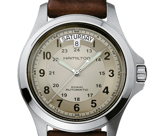 Hamilton Watch – New Addition